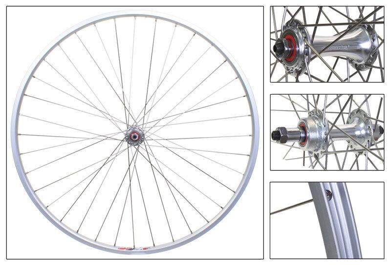 WM Wheels 700 622x14  Wei Lp18 Sl 36 Or8 Rd2100 Fw 5 6 7sp Qr Seal Sl 126mm Dt2.0  save 50%-75%off