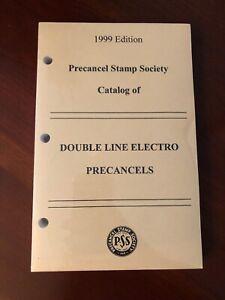 1999-Edition-Precancel-Stamp-Society-Catalog-Of-Double-Line-Electro-Precancels