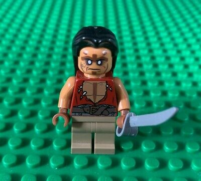Lego Yeoman Zombie Mini Figure Pirates of the Caribbean 4191 4195