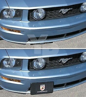 Mustang Electric Show N Go Retractable License Plate