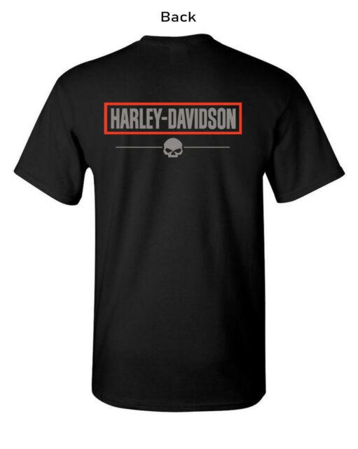 HARLEY DAVIDSON LOGO GRAPHIC - SHORT SLEEVE T-SHIRT