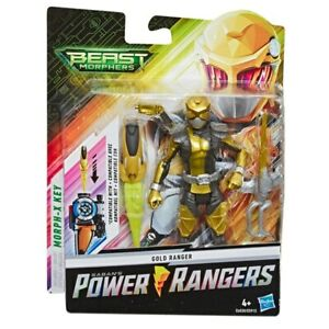 Power Rangers Beast Morphers Gold Ranger Action Figure 15cm
