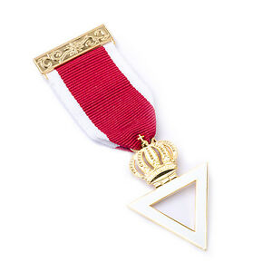 New Masonic Royal & Select Grand Officers Breast Jewel With a Jewel Wallet