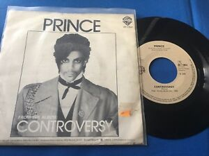 PRINCE-CONTROVERSY-HOLLAND-45-SINGLE