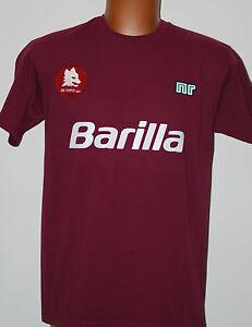 maglia-roma-vintage-barilla-anni-80-cotone-ultras-stadio-80s-NOS-1988-1989