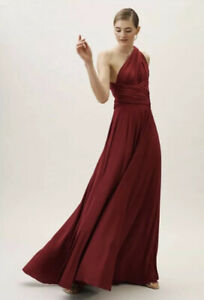 NWT-310-BHLDN-Twobirds-Ginger-Convertible-Dress-Size-A-Bordeaux