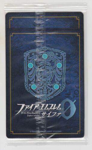 Fire Emblem 0 Cipher Promo Lucina P12-010PRr Celice Seliph P18-002PR Set