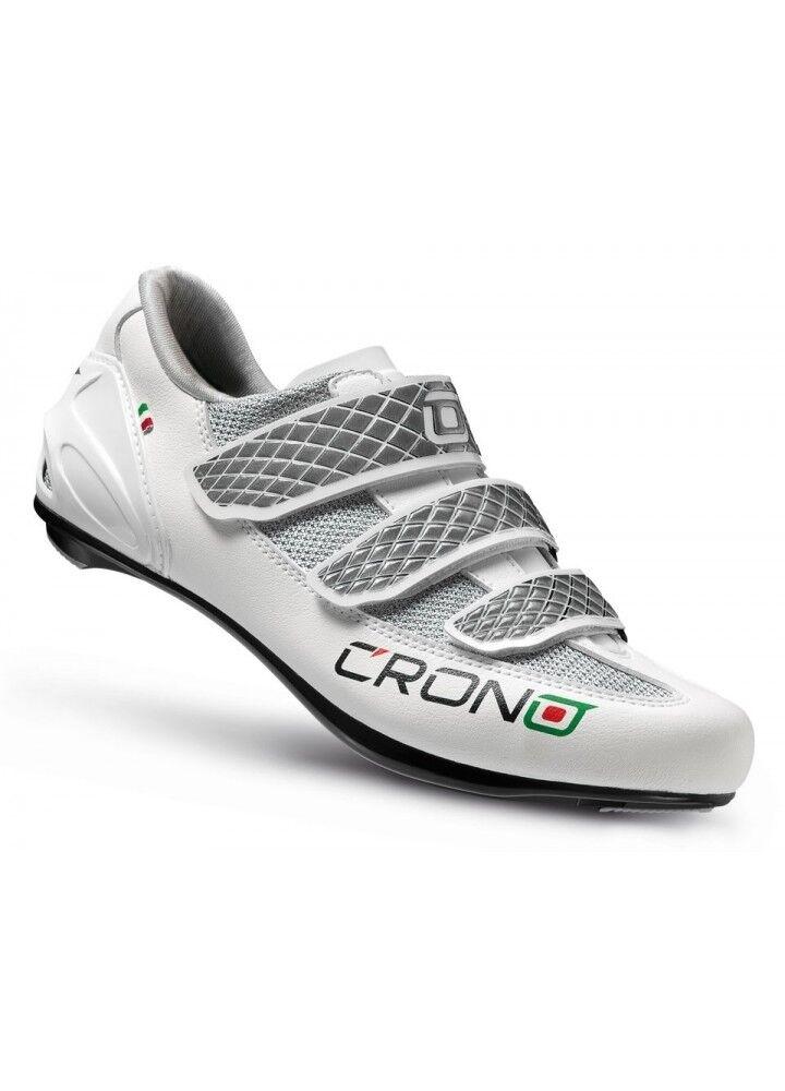 Scarpe da corsa Crono air nylon bianco taglia 45