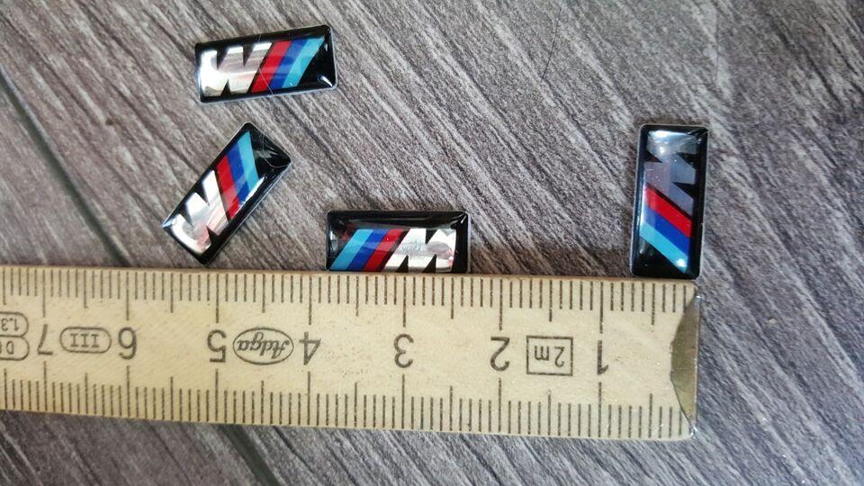 Andet biltilbehør, BMW M Technik fælge emblem