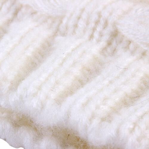 New  Toddler Kid Girl/&Boy Baby Infant Winter Warm Crochet Knit Hat Beanie Cap