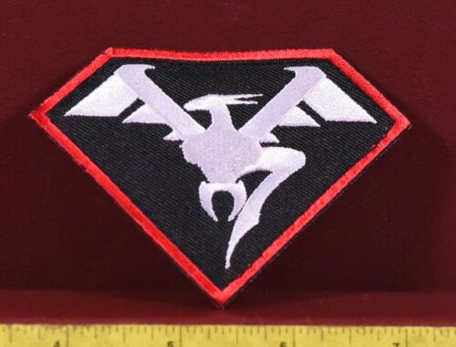 Details about  /Doublestar Double Star Dragon Logo Patch Shot Show Swag
