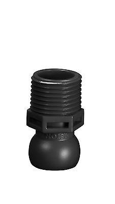 """82029 Flex Coolant Hose pack of 4 JETON 1//4/"""" PT Connector"""