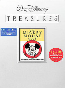 The-Mickey-Mouse-Club-DVD-Buena-Vista-NEW-amp-SEALED