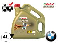 CASTROL EDGE 5W30 M (15BF69) BMW Longlife 4 **FULLY SYNTHETIC** 4 L
