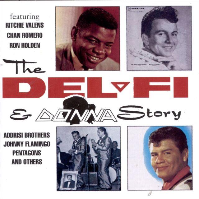 Del-Fi Records, Inc. - Del-Fi & Donna Story