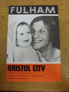 04111972 Fulham v Bristol City  token removed Thanks for viewing this item - Birmingham, United Kingdom - 04111972 Fulham v Bristol City  token removed Thanks for viewing this item - Birmingham, United Kingdom
