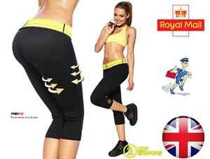 34a9287dfdc02 The Real Hot Slimming Shapers Pants Thermo Wear Capri Short Weight ...
