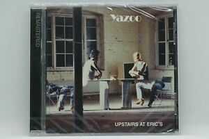Yazoo : Upstairs At Eric's  CD Album (Remastered) - Vince Clarke - HTF