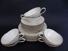 "Rosenthal Kronach Germany, Bettina, Cup Saucer & 7.5"" Plate, Set of 6."