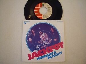 "JACKPOT - Midnight's allright / I'll sing my Song - 7"" - Seevetal, Deutschland - JACKPOT - Midnight's allright / I'll sing my Song - 7"" - Seevetal, Deutschland"
