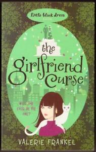 034-The-Girlfriend-Curse-034-by-Valerie-Frankel-Used-Book