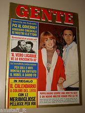 GENTE=1977/51=JINNY STEFFAN=PRIMO BANDINI=ANTONIO LIGABUE=ELSA DE GIORGI BELLINI