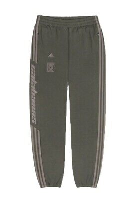 Details about Adidas Yeezy Calabasas Track Pants Umbercore size M
