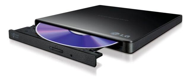 LG Masterizzatore Esterno DVD/CD GP57EB40 SLIM DUAL LAYER USB Mac Compatibile