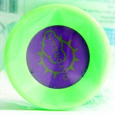 Daydream Neon Green and Purple Yo-Yo From The YOYOFACTORY