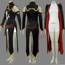 Beautiful Code Geass CC Queen's Cosplay Costume Black Cosplay Costume Customized