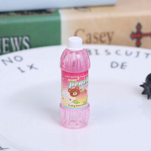 3pcs//set 1:12 Dollhouse Drink Juice Cup Miniature Accessories Simulation Drinks√