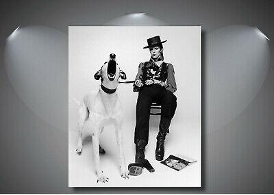 A0 David Bowie Vintage Poster Art Print A2 A4 Sizes A1 A3