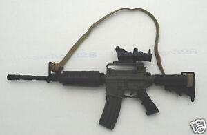 "1//6 Scale M1938A Submachine Gun Model for 12/"" Action Figure Accessories"