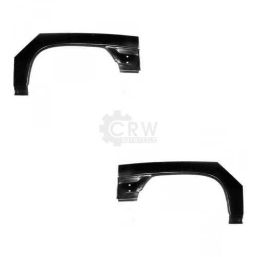 83-93 Reparaturblech Radlauf Seitenwand Set für Opel Corsa A CC Bj