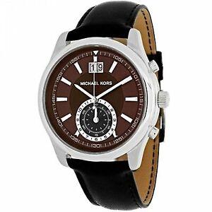 1108c0bd1032 Men s Michael Kors Aiden Chronograph Watch MK8415 for sale online