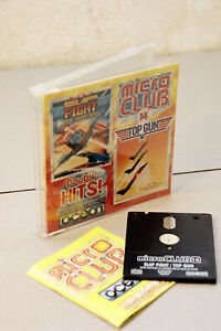Compilation jeux vidéos Micro club 14 - compatible Amstrad CPC CPC+ 464 6128