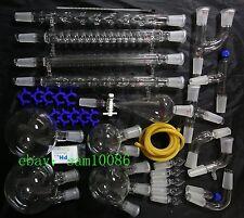 Lab Glassware Kit,Organic Chemistry Laboratory,Lab Chemistry,24/40,Free Shipping