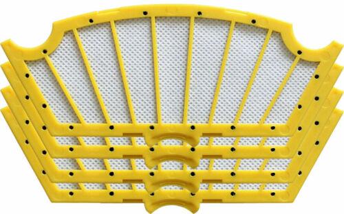 Filter Brush Kit for iRobot Roomba 500 Series 510 530 535 537 550 560 580 Parts
