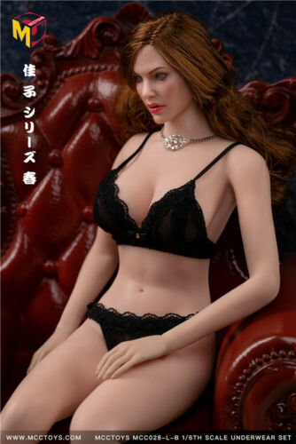 No figure In-stock 1//6 MCCTOYS MCC028 High-end Exquisite Lingerie camry series