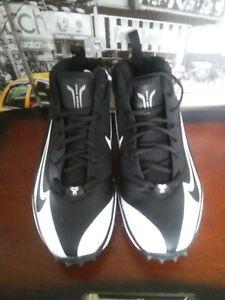 c9f3c655ac Nike Air Speed Destroyer 5/8 Football/Lacrosse Turf Shoe Black/White ...