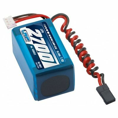 430352 - LRP VTEC LiPo 2700 RX-Pack 2/3A Hump - RX-only - 7.4V