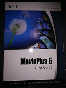 Intelligent Serif Movie Plus 5 Guide De L'utilisateur Uniquement Pas De Disque-afficher Le Titre D'origine