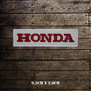 Honda-Car-Band-Embroidered-Iron-On-Sew-On-Patch-Badge-For-Clothes-etc