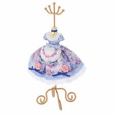 Disney Store Japan Jewelry Stand Holder Dress Alice in Wonderland Curios garden