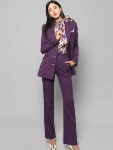 donna giacca pantaloni