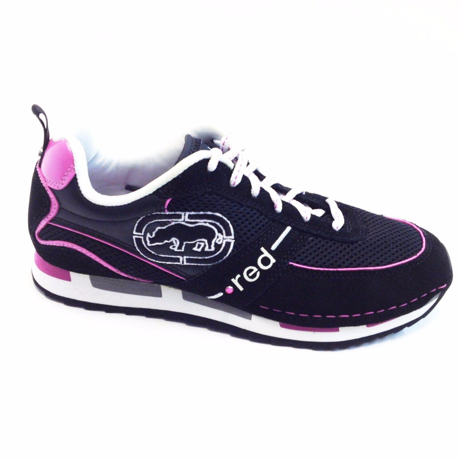 Damens Ecko ROT Schuhes ATOMIX /BKPK Style#26035 Größe 6.5-8