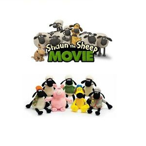 Image Is Loading Aardman Animations Shaun The Sheep MOVIE Soft