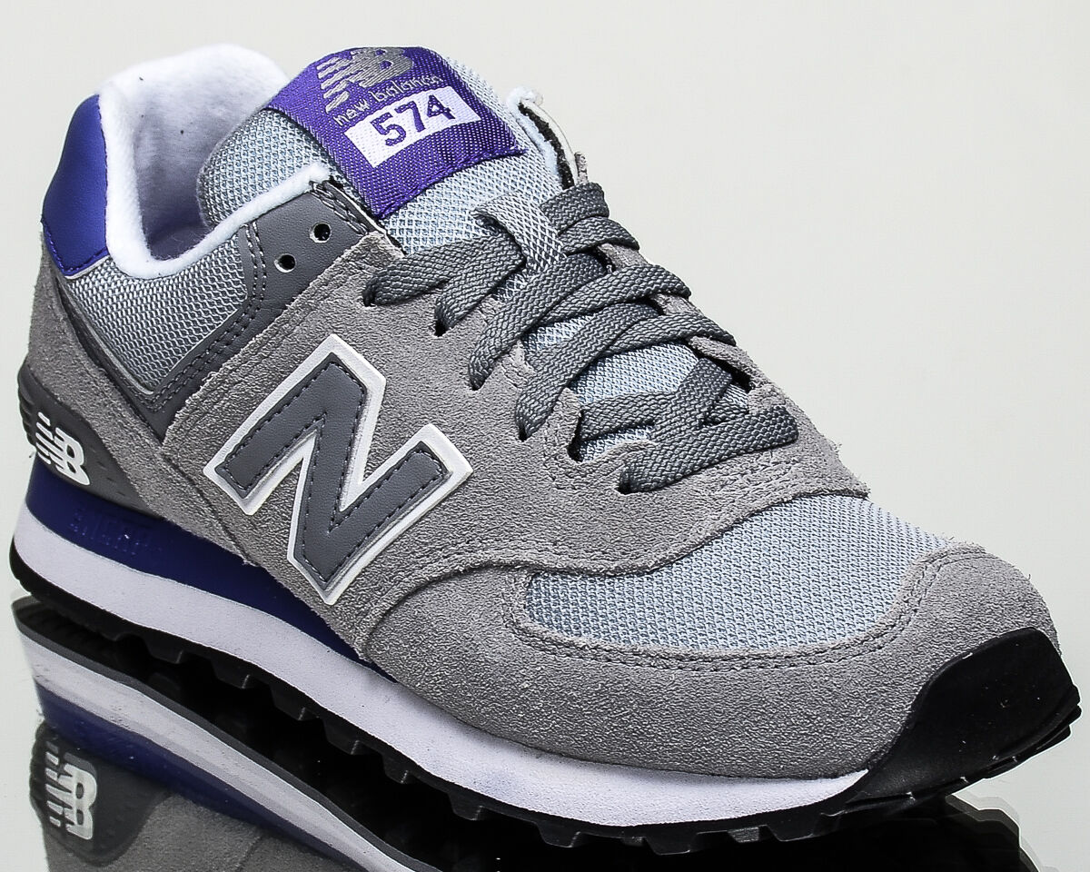 New Balance WMNS 574 NB women lifestyle casual sneakers NEW grey WL574-CPK