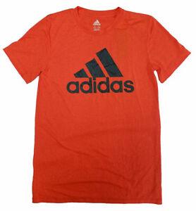 adidas Boys Logo Short-Sleeve T-Shirt