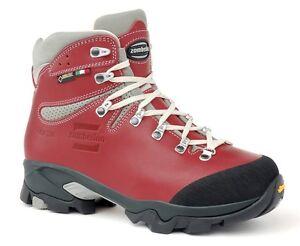 ZAMBERLAN-VIOZ-LUX-GTX-Wns-Scarpe-Donna-Trekking-GORE-TEX-WAXED-RED-1996